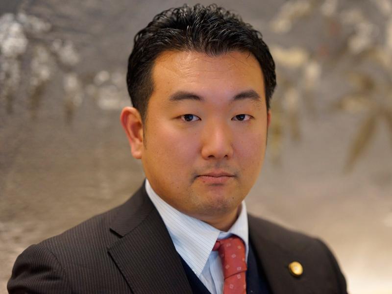代表弁護士 田村健一